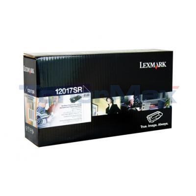 LEXMARK INDIA E120 TONER CARTRIDGE BLACK RP